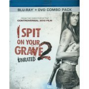I Spit on Your Grave 2 [Blu-ray+DVD] (US)