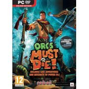 Orcs Must Die! (DVD-ROM) (Europe)