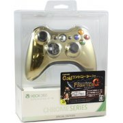Xbox 360 Wireless Controller SE (Chrome Gold) (Japan)
