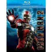 Iron Man 2 [Blu-ray+DVD] (US)