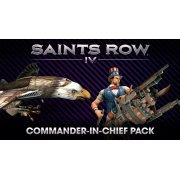 Saints Row IV - Commander-In-Chief Pack (Steam) steamdigital (Asia)