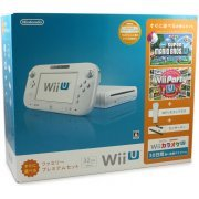 Wii U Suguni Asoberu Family Premium Set (32GB White) (Japan)