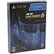 Gran Turismo 6 [15th Anniversary Box Limited Edition] (Japan)