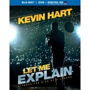 Kevin Hart: Let Me Explain [Blu-ray+DVD+Digital Copy+UltraViolet] (US)