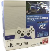 PlayStation3 New Slim Console - Starter Pack with Gran Turismo 6 (Classic White) (Japan)