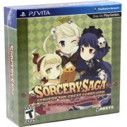 Sorcery Saga: The Curse of the Great Curry God (Hot and Spicy, Everything Nicey Limited Edition) (US)