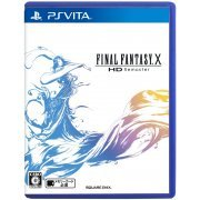 Final Fantasy X HD Remaster (Japan)