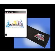 Final Fantasy X / X-2 HD Remaster [E-Store Special Set with Face Towel] (Japan)