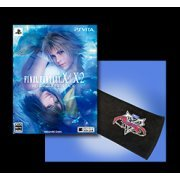 Final Fantasy X / X-2 HD Remaster Twin Pack [E-Store Special Set with Face Towel] (Japan)