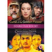 Curse Of The Golden Flower/Crouching Tiger, Hidden Dragon (Europe)