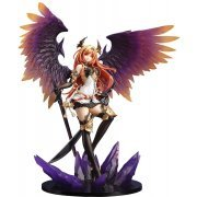 Rage of Bahamut 1/8 Scale Pre-Painted PVC Figure: Dark Angel Olivia (Re-run) (Japan)