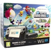 Wii U Limited Edition Mario & Luigi Premium Pack (Europe)