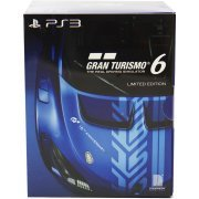 Gran Turismo 6 (Collector's Edition) (English Booklet) (Asia)