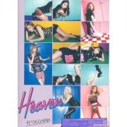 Heaven [CD+Photobook Limited Edition] (Hong Kong)