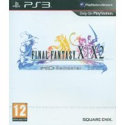 Final Fantasy X / X-2 HD Remaster (Europe)