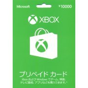 Xbox Gift Card YEN 10000 (Japan)