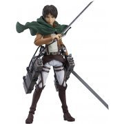 figma 207 Attack on Titan: Eren Yeager (Japan)