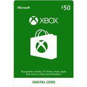Xbox Gift Card GBP 50 (UK)