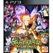 Naruto Shippuden: Narutimate Storm Revolution (Japan)