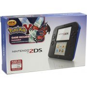Nintendo 2DS (with Pokemon Y Pre-Installed - Blue/Black Edition) (US)
