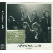 Shh [CD+DVD (Music Video Ver.)] (Japan)