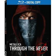 Metallica: Through the Never [Blu-ray+DVD] (US)