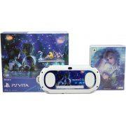 PS Vita PlayStation Vita New Slim Wi-Fi Model -  PCH-2000 (Final Fantasy X/X-2 HD Remaster Resolution Box) (Asia)