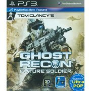 Tom Clancy's Ghost Recon: Future Soldier (PS3 Ultra Pop) (English) (Asia)