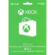 Xbox Gift Card HKD 150  digital (Hong Kong)