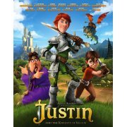 Justin and the Knights of Valour [Blu-ray+DVD] (US)