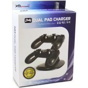 Dual Pad Charger (Black)