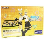 Hatsune Miku -Project Diva- F 2nd Mini Controller for PS3 (Kagamine Rin/Len Version) (Japan)