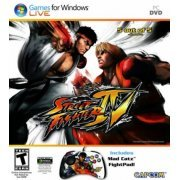 Super Street Fighter IV: Arcade Edition (with Mad Catz Fightpad) (DVD-ROM) (US)
