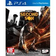 Infamous: Second Son (Asia)