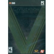 Sid Meier's Civilization V: The Complete Edition (DVD-ROM) (Asia)