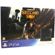 Infamous: Second Son Bundle Pack (Chinese & English) (Jet Black) (Asia)
