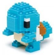 Nanoblock NBPM-004 Pokemon: Squirtle (Re-run) (Japan)