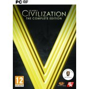 Sid Meier's Civilization V: The Complete Edition (DVD-ROM) (Europe)