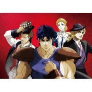 Jojo's Bizarre Adventures Soshu Hen Vol.1 Phantom Blood [Blu-ray+CD Limited Edition] (Japan)