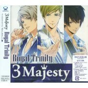 Royal Trinity [CD+DVD Limited Edition] (Japan)