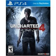 Uncharted 4: A Thief's End (US)