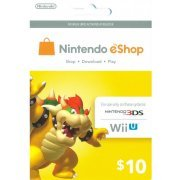 Nintendo eShop 10 USD Card US (US)