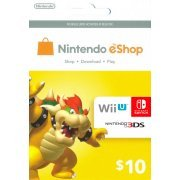 Nintendo eShop Card 10 USD | USA Account  digital (US)