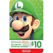 Nintendo eShop Card 10 USD | USA Account (US)