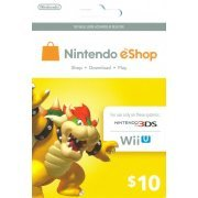 Nintendo Prepaid Card (US$10 / for US network only) (US)