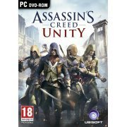 Assassin's Creed: Unity (DVD-ROM) (Europe)
