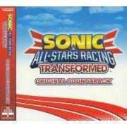 Sonic & All-stars Racing Transformed Original Soundtrack (Japan)