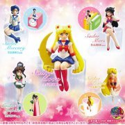 Sailor Moon Desktop Gashapon Figure (Random)  (Japan)