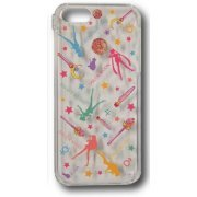 gourmandise Sailor Moon iPhone 5/5S Character Jacket: Silhouette (White) SLM-06SL