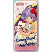 gourmandise Creamy Mami x Hello Kitty iPhone5/5S Shell Jacket SAN-336B